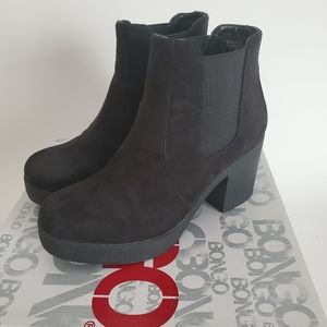 Bongo Candace Ankle Bootie Boots